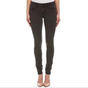 Joe's Jeans High Rise Skinny Jeans Charcoal NWT